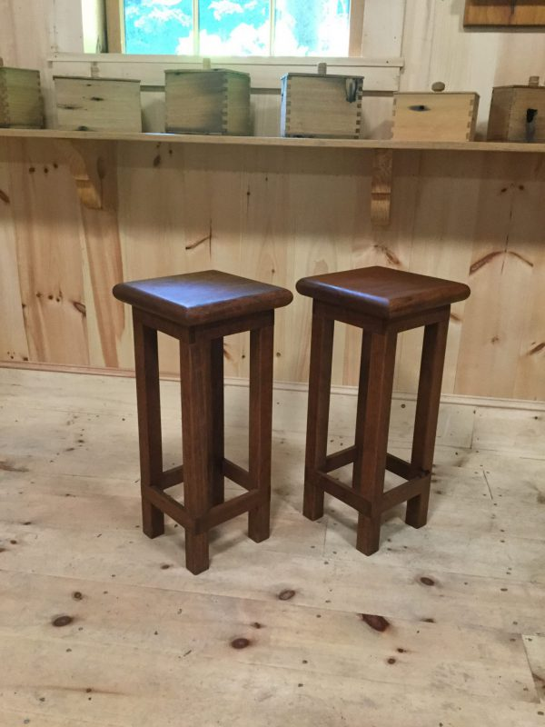 Twin Cherry End Tables